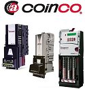 Coinco Validator and Coin Changers