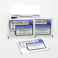 Magnetic Heads Cleaning Card