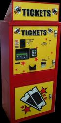 AC110-A Ticket Kiosk