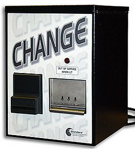 Standard Changemaker MINI Top Load Change Machines