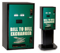 Standard Changemaker Front Load Bill Exchangers