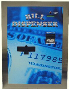 AC7715 Rear Load Bill to Bill Dispenser