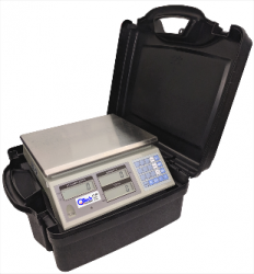 EZ 60 Coin Counting Scale Carrying Case